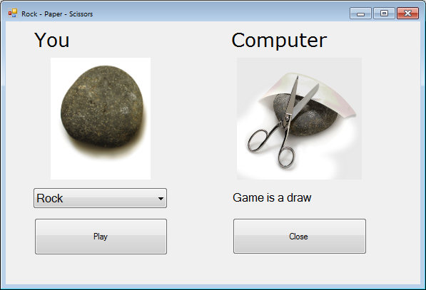 making a game with visual basic